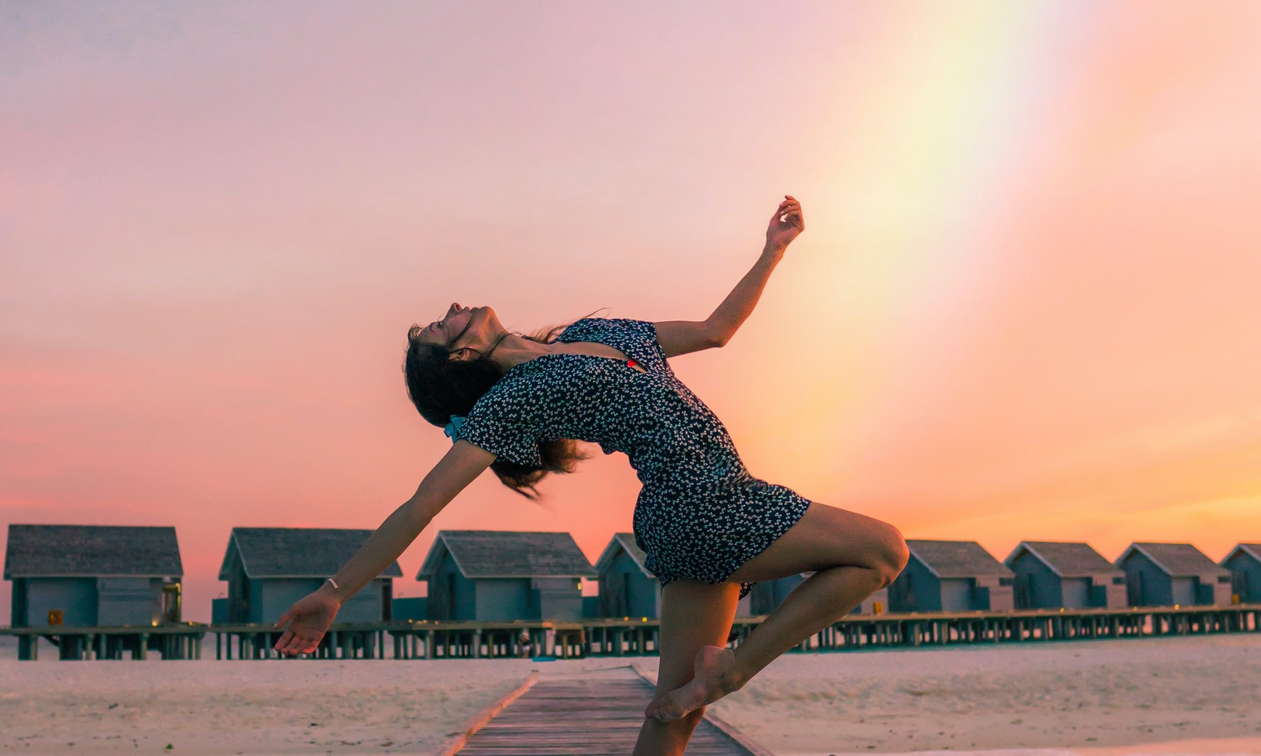 運動神経無さ過ぎダンスが面白い