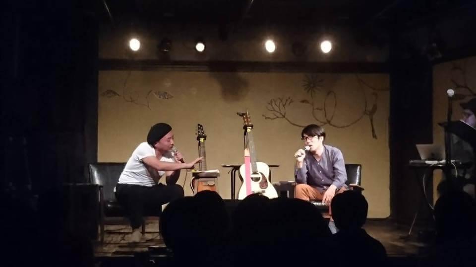 端野一郎が話している画像